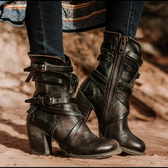 Freebird By Steven Baker Boots Size